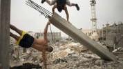 Snaga volje: Ruševine u Gazi i street workout