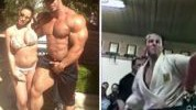 115 protiv 70 kilograma