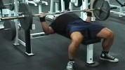 Osnažite prsa i svoj bench potisak sa samo 60KG