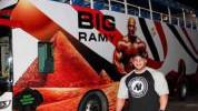 >Nevjerovatan doček za Big Ramyja u domovini Egiptu