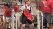 Djevojčica postavila rekord dižući 97 kg na čučnju