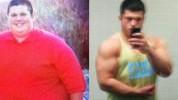 Bodybuilder koji je nakon očeve smrti težio 206 kg