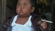 >Kako sada izgleda dječak koji je pušio 40 cigareta