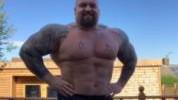 Najjači čovjek svijeta smršao 25 kilograma