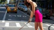 Modeli sa golf palicom: 10 najzgodnijih golferica