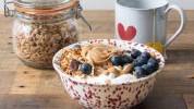 Savršena domaća granola s narandžom i vanilijom