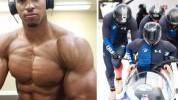 >Od bodybuildera do člana bob ekipe na Olimpijadi