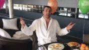 Ovako izgleda doručak Wladimira Klitschka