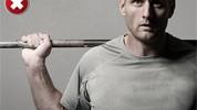 Koje vježbe treba izbjegavati prilikom treninga?