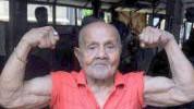 >Bodybuilder od 102. godine koji je još u formi!