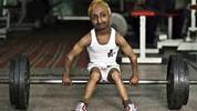 Najmanji bodybuilder na svijetu