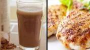 Koja je razlika između proteinskog šejka i fileta?