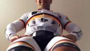 >Quadzilla: Biciklista sa nestvarno velikim nogama