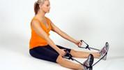 Jednostavne vježbe sa gumenom rastezljivom trakom