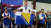 Sejfo Šehović oborio rekorde i donio tri zlata BiH