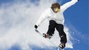 Zdrave strane snowboardinga i vježbe istezanja