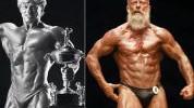 >6 najstarijih, najmišićavijih muškaraca u teretani