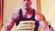 """The Rock je kralj """"cheat"""" obroka"""