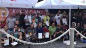 Palić pobjednik triatlona na Boračkom jezeru