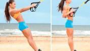 3 TRX vježbe za cijelo tijelo - Chris Frankel