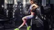 Žena u fitnessu