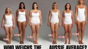 Svaka od ovih žena ima 70 kilograma