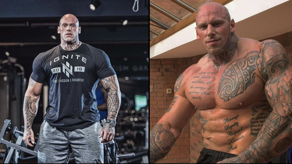 Div bodybuildinga postaje profesionalni MMA borac
