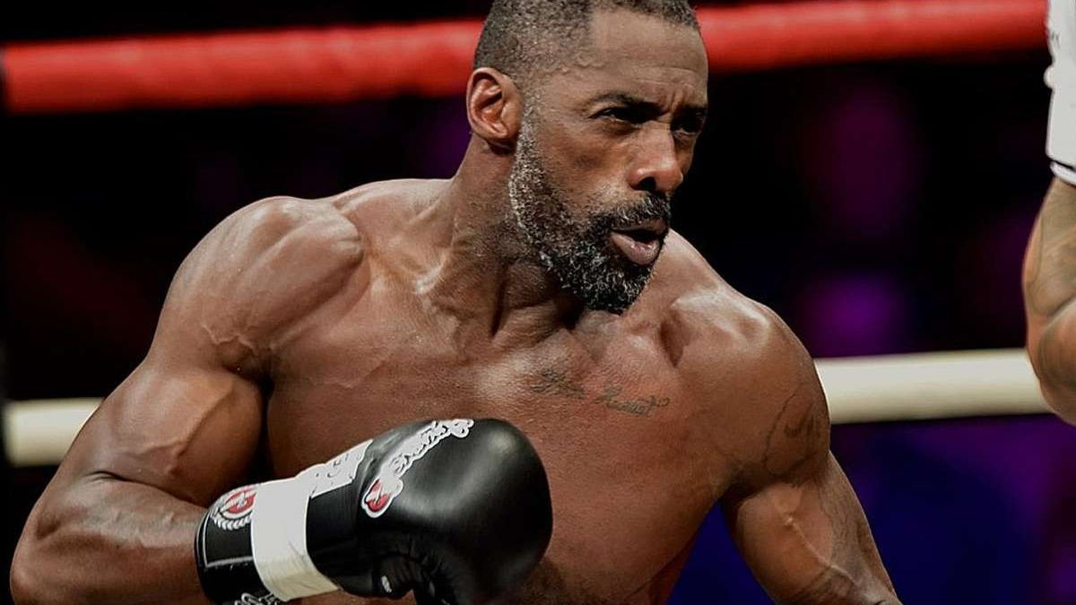 Idris Elba formu održava zatvorskom vježbom Nelsona Mandele