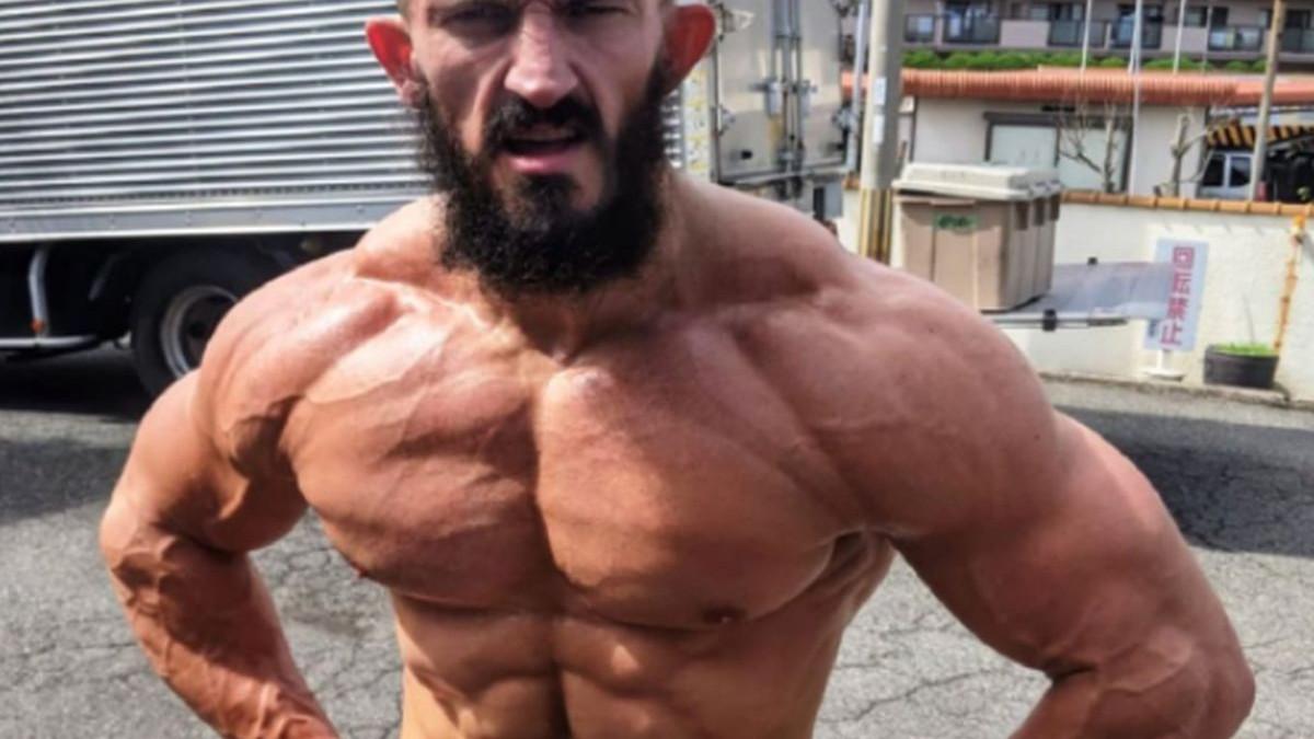 """""""Čist od steroida"""": Nakon što se nabildao kečer se morao pravdati da je prirodan"""