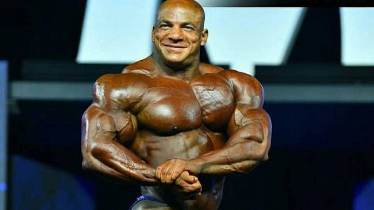 Big Ramy se pridružio timu britanskog trenera šampiona