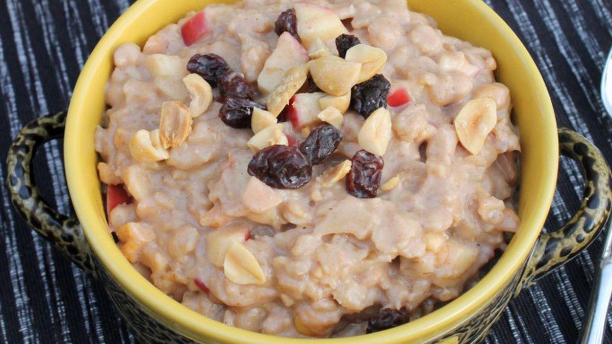Zobene pahuljice s kikiriki puterom: Idealni doručak za bodybuildere