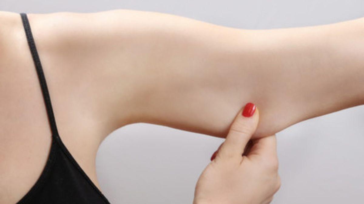 Kako se riješiti debelih ruku?