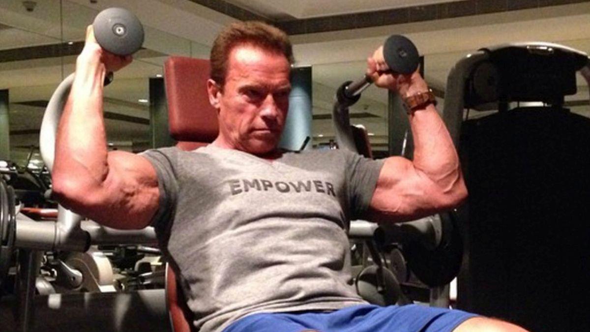 Schwarzenegger: Današnje sprave su nevjerovatne, kamo sreće da su postojale prije