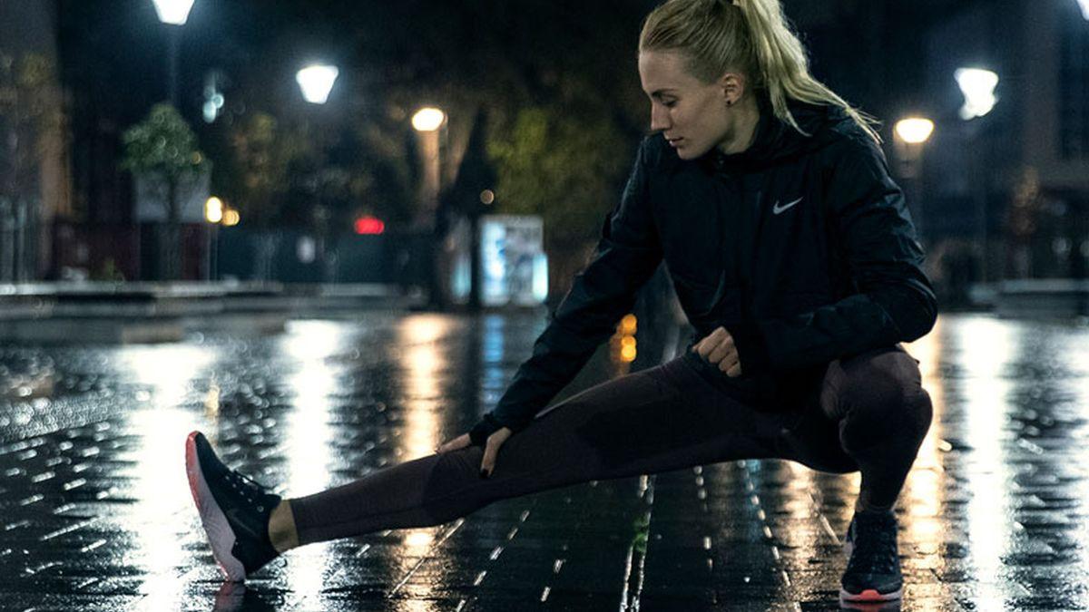 Zimska Nike Run Utility avantura