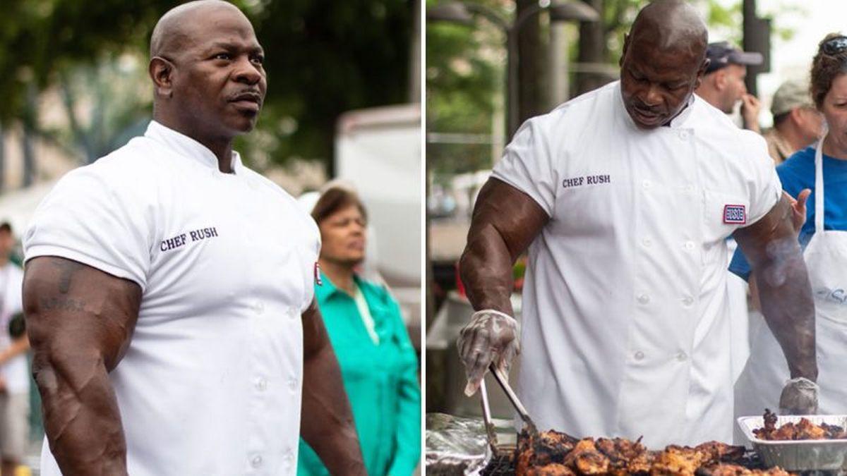 Najjači kuhar na svijetu: Čovjek koji pravi hranu za Bijelu kuću ima biceps od 61 centimetar