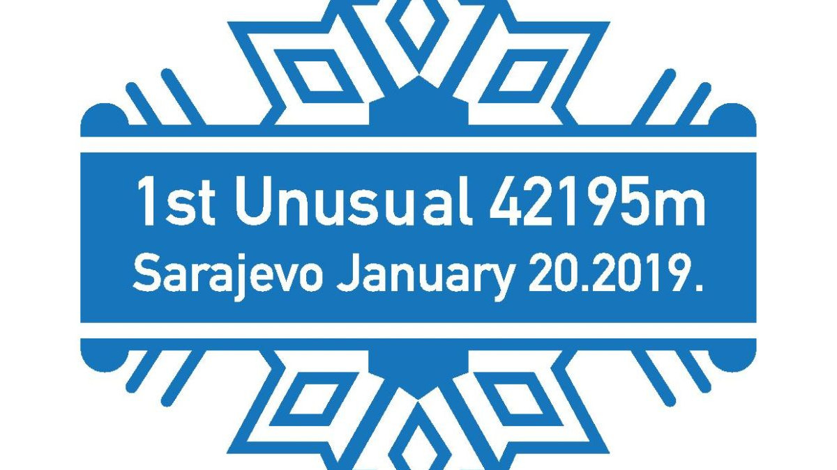 1st Unusal 42195m: Prvi poslijeratni maraton u Sarajevu