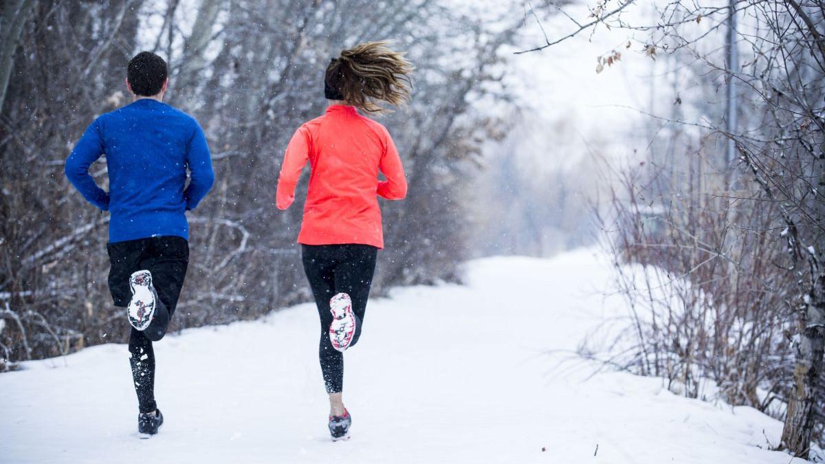 Odjeća za zimsko trčanje