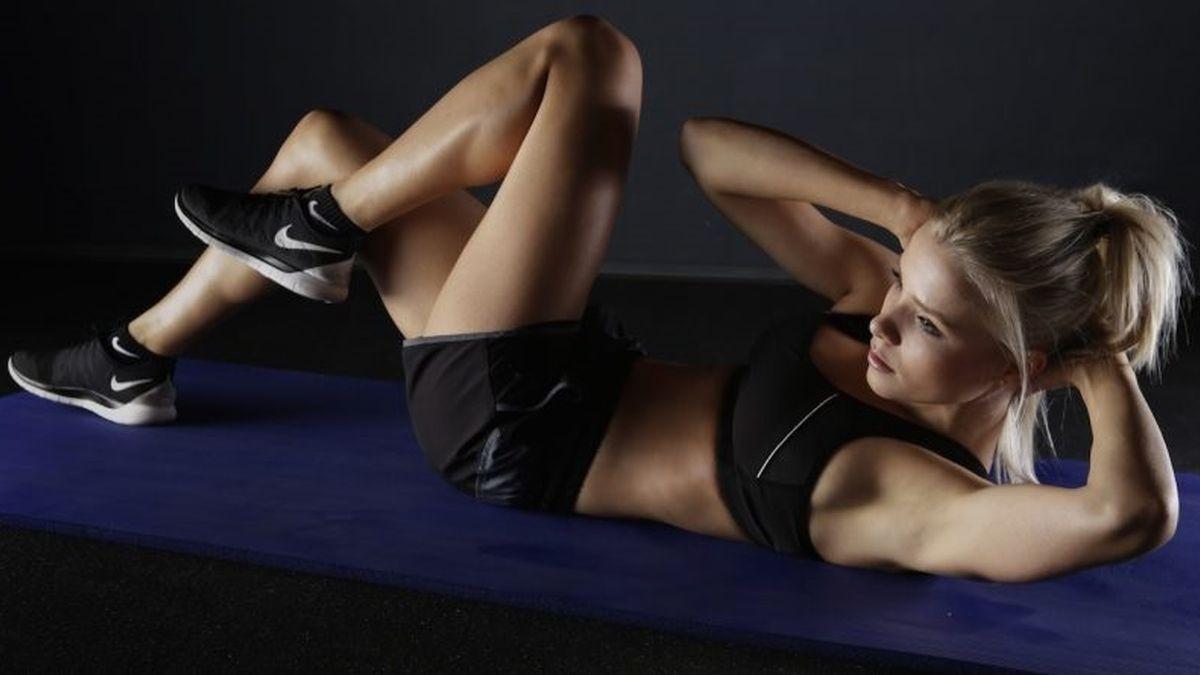 Trening za stomak od koga će trbušni mišići gorjeti