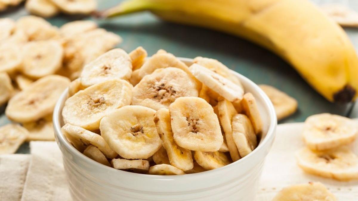 Svježa i sušena banana - mislili ste da je isto, ali razlika je zastrašujuća