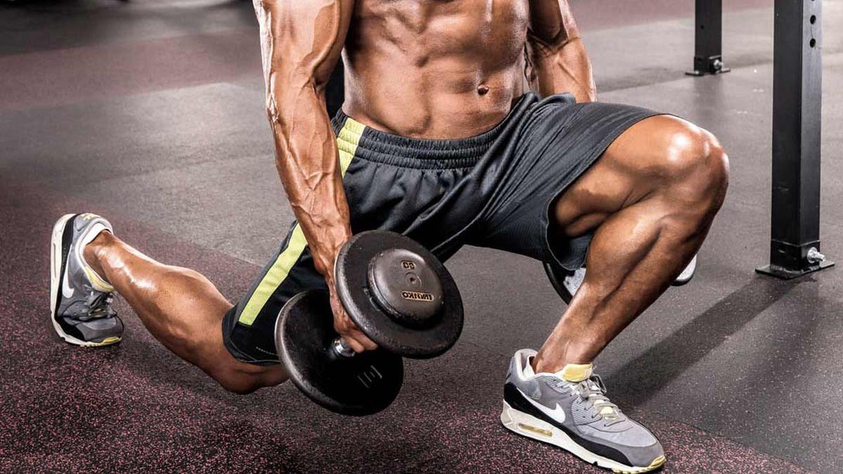 Najvažnije vježbe za svih šest mišićnih partija