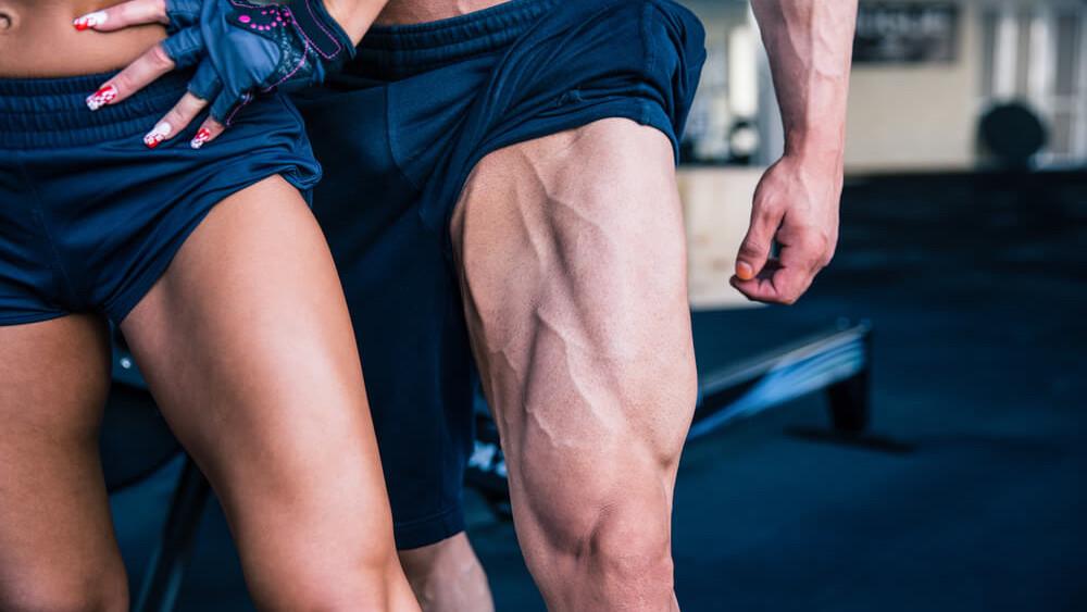 Najbolje vježbe za kameno snažni donji dio tijela