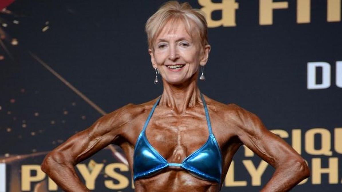 75-godišnja fitness baka: Odlučila sam da neću biti poput starih koji se ne mogu sami kretati