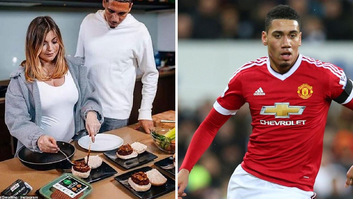 Može li se biti vegan i igrati fudbal u Manchester Unitedu na vrhunskom nivou?