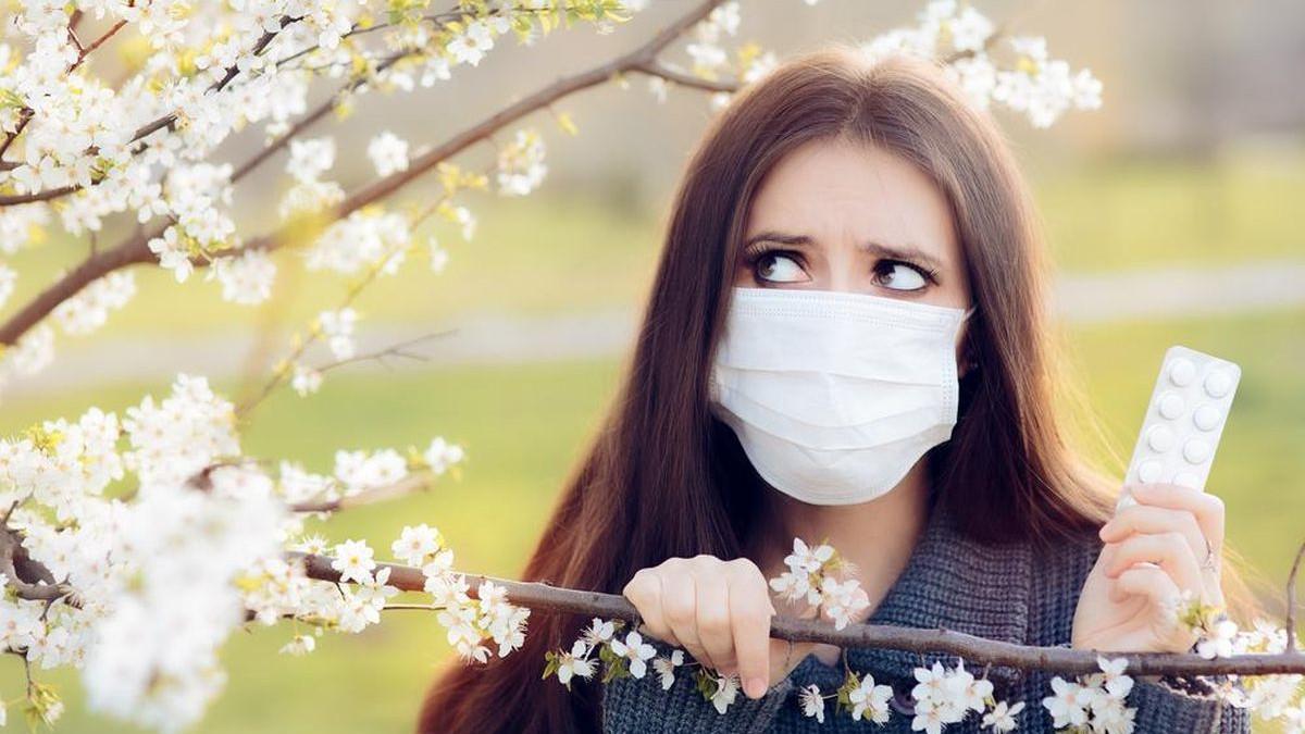 Kako prikriti znakove proljetnih alergija šminkom