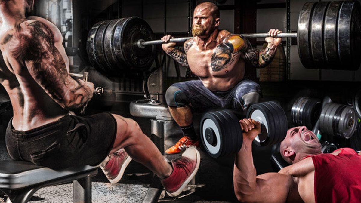 Guranje, povlačenje, noge: Vrhunski trening program koji pravi vidljive rezultate