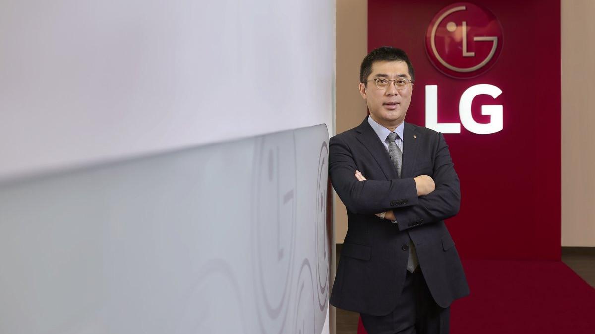 LG imenovao novog generalnog direktora za region Centralno-Južne Evrope