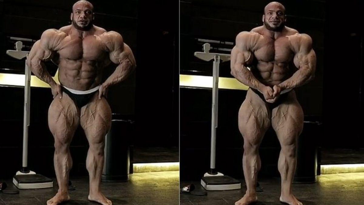 Novi trener, novi izgled: Big Ramy izgleda izrezanije nego ikada