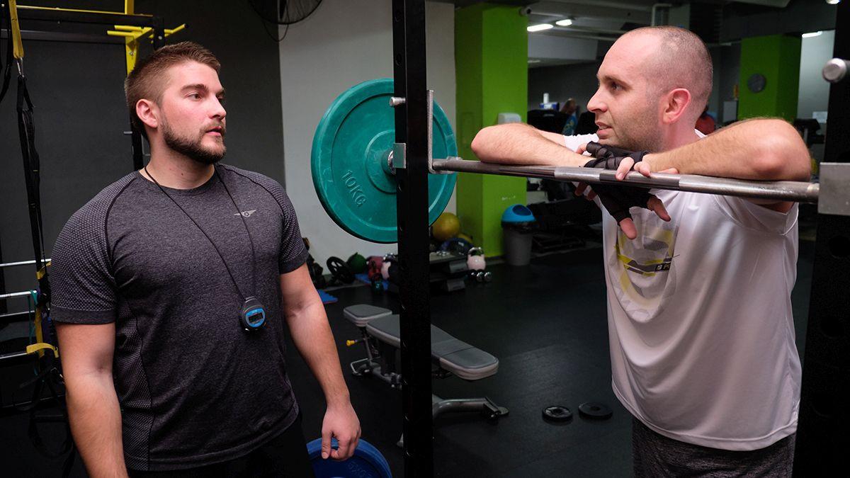 """""""Bol u leđima je bila nepodnošljiva, a već nakon prvih treninga sam osjetio poboljšanje"""""""