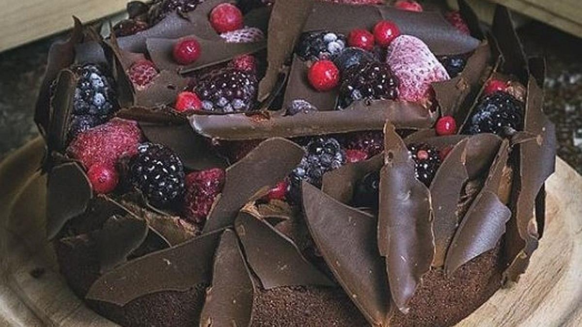 Recept za fantastičnu Čokoladnu šumu by Dolcela