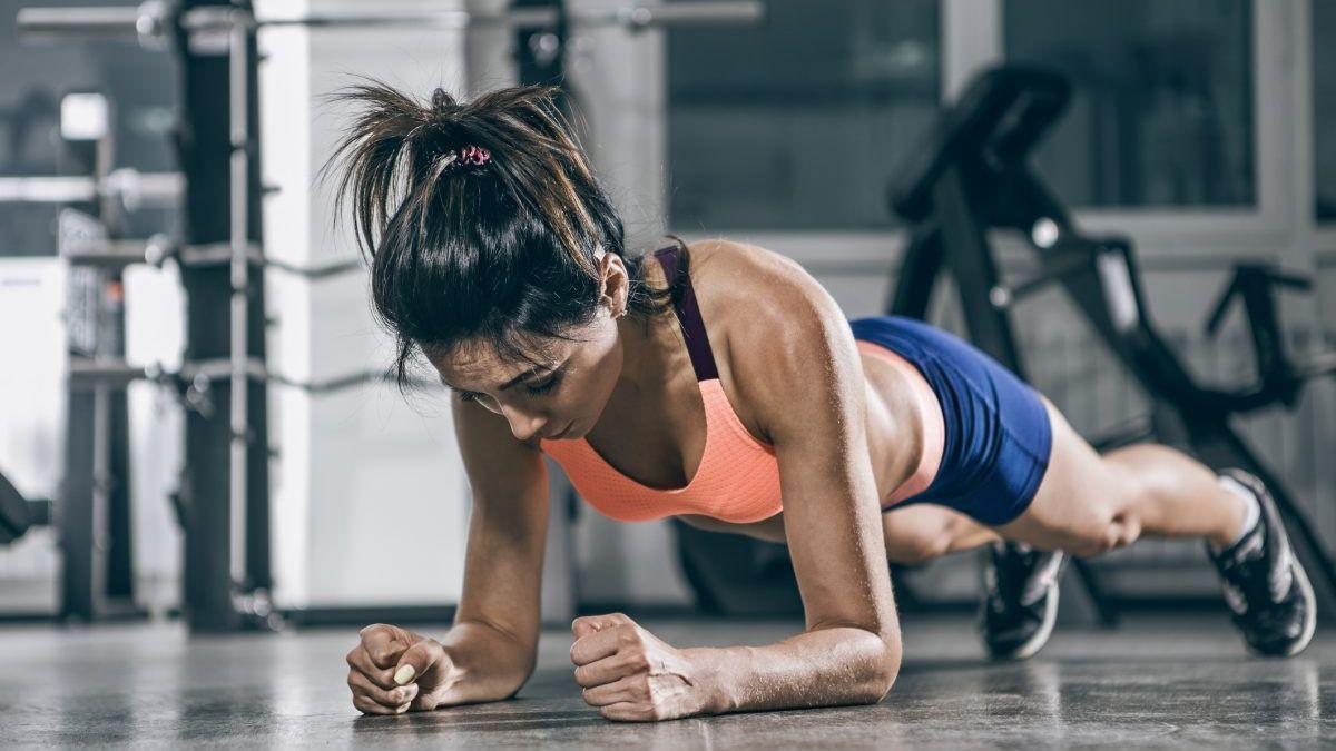 Dvije minute dnevno: Šta se desi kada izvodite plank vježbu cijelih mjesec dana?